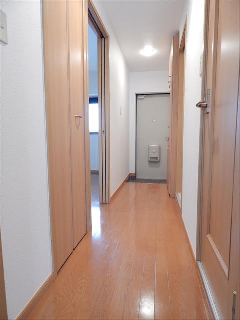 ゴールドレジデンスⅡ 04020号室の玄関