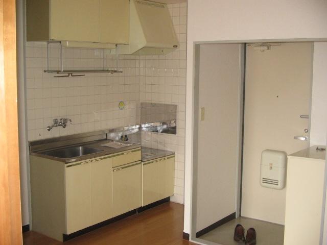 エルディム相力 01020号室のキッチン