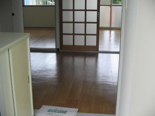 エルディム相力 01020号室の玄関