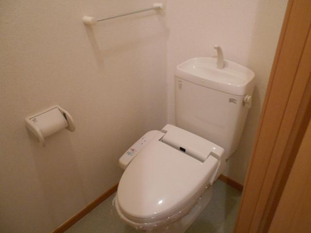 プリマヴェーラ 01010号室のトイレ