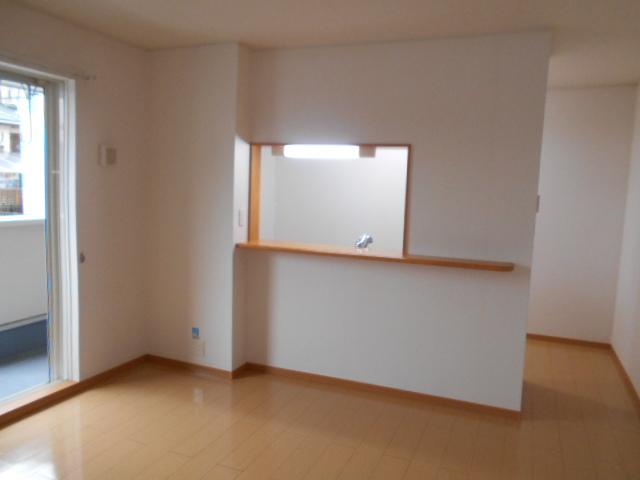 プリマヴェーラ 01030号室のリビング