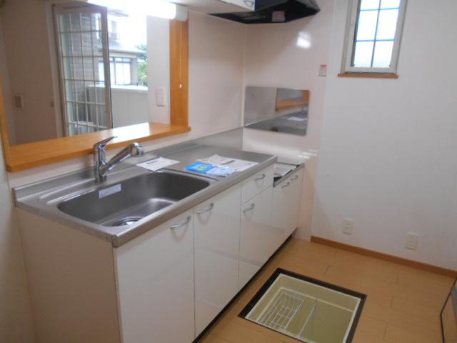 プリマヴェーラ 01030号室のキッチン