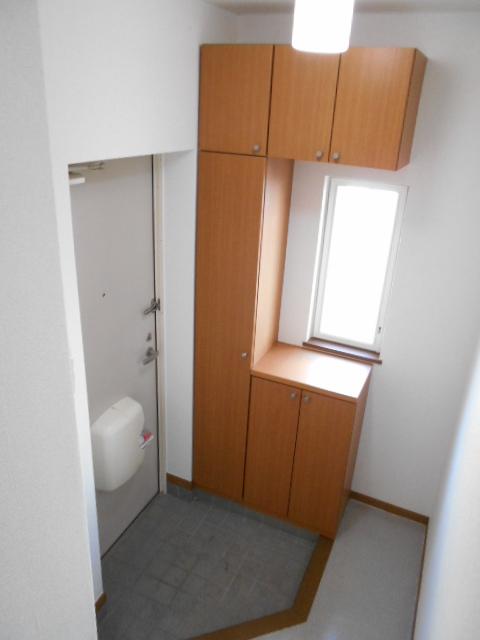 メゾン・エトワール1 02030号室の玄関