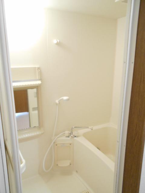 メゾン・エトワール1 02030号室の風呂