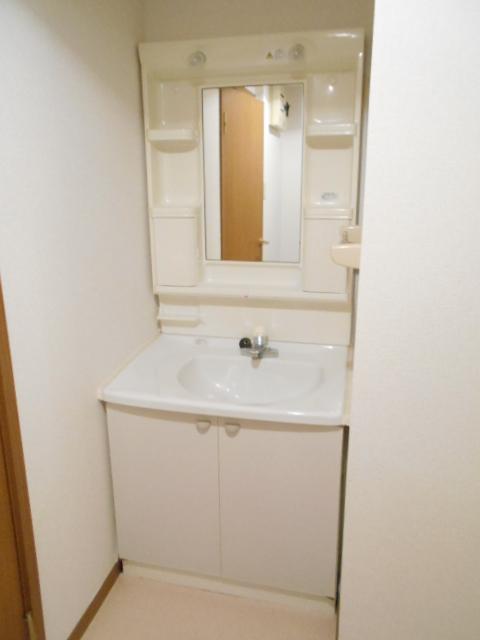 メゾン・エトワール1 02030号室の洗面所