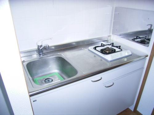 プレステージ 01020号室のキッチン