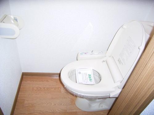 プレステージ 01020号室のトイレ