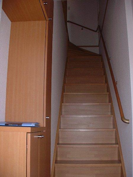 パインズデフィⅡ 02030号室の玄関