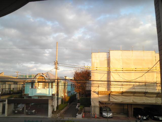 メゾン ソレイユ 03020号室の景色