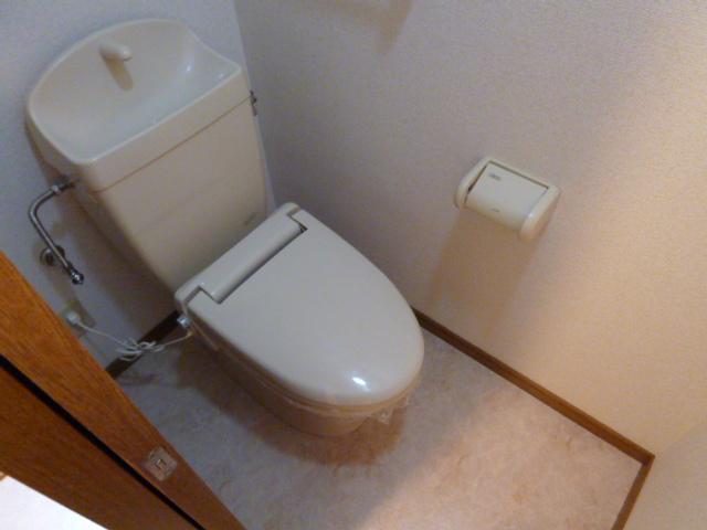 プチメゾンU 01010号室のトイレ