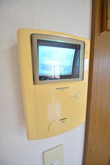ジュネスハイム奥田A 01030号室のセキュリティ