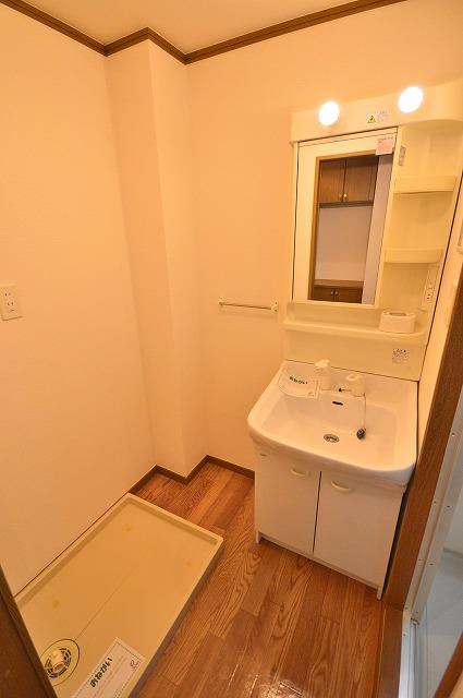 ジュネスハイム奥田A 01030号室の洗面所