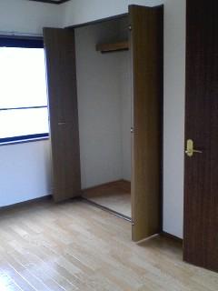 リバティハイムⅡ 01010号室のリビング
