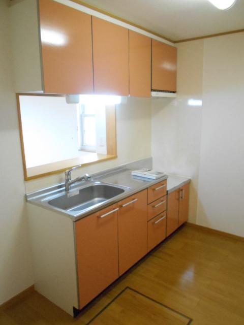 エトワール翠Ⅰ 01030号室のキッチン