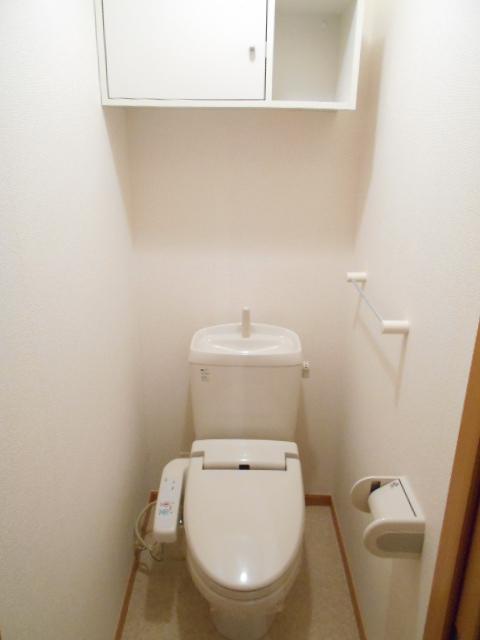 エトワール翠Ⅰ 01030号室のトイレ