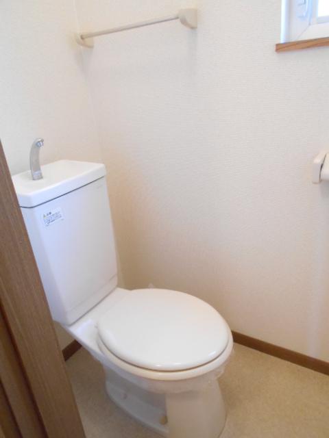 カーサ・カルマーレ 01010号室のトイレ