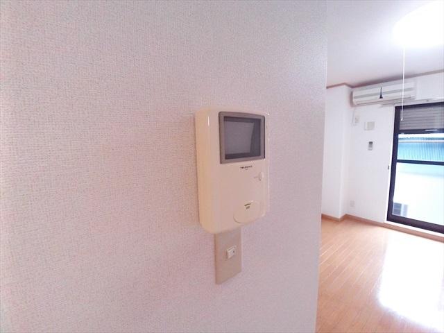 オーブ柏座 01010号室のセキュリティ