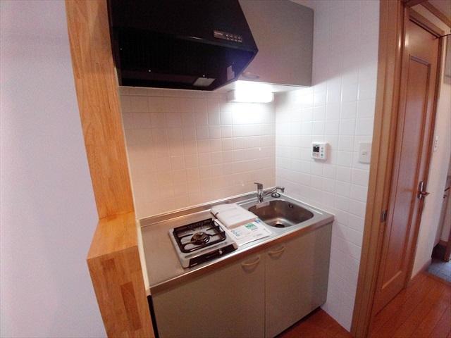 オーブ柏座 01010号室のキッチン
