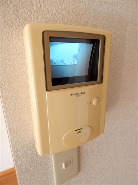 オーブ柏座 01030号室のセキュリティ