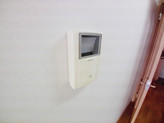 ソレア-ド 03020号室のセキュリティ