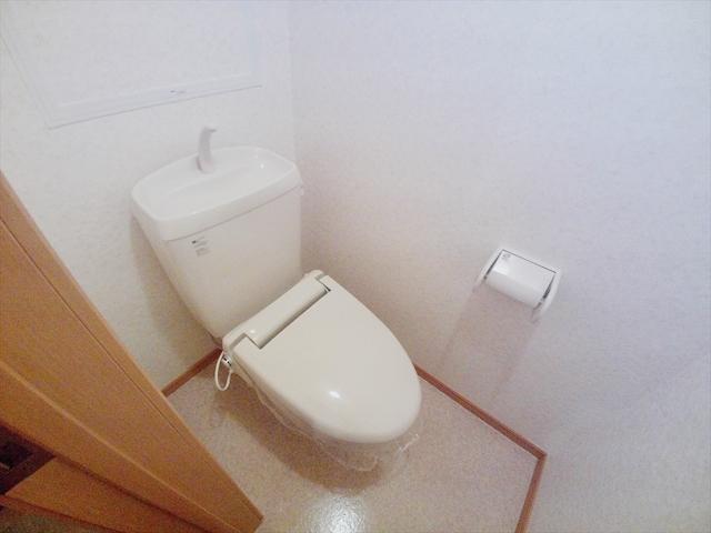 ソレア-ド 03020号室のトイレ