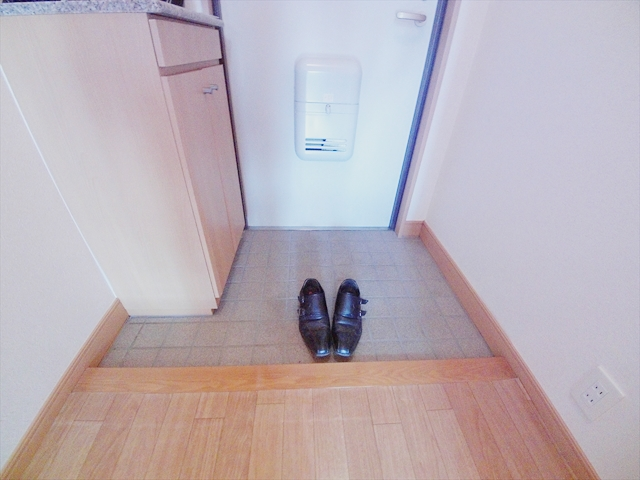 ソレア-ド 03020号室の玄関