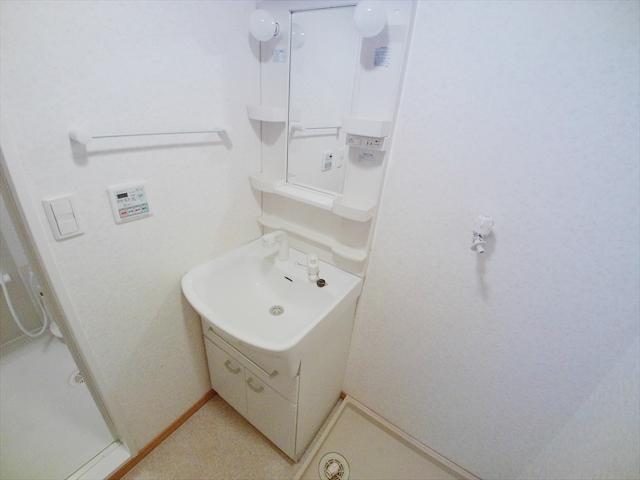 ソレア-ド 03020号室の洗面所
