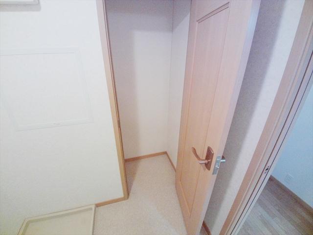 ソレア-ド 03020号室の収納