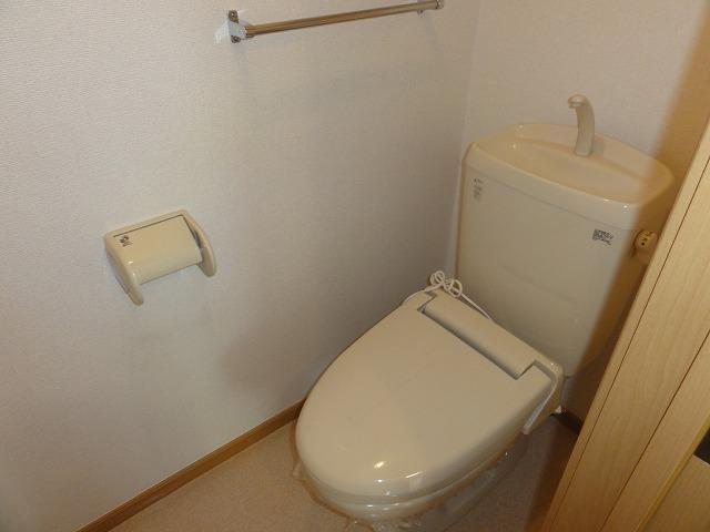 メゾン・ド・フレーシュⅡ 02030号室のトイレ