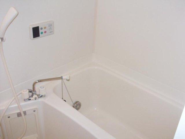 ウエストコートA 01020号室の風呂