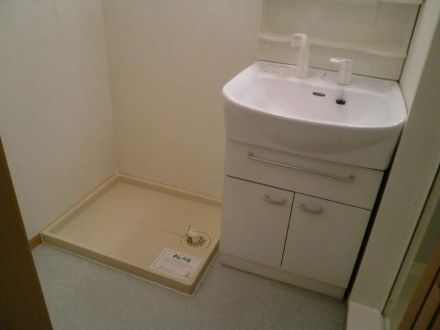エスポワール参番館 03010号室の洗面所