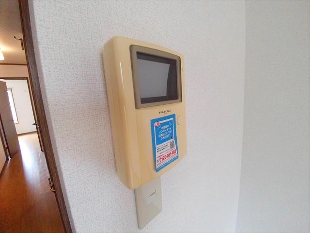ジェニトーリⅡ 02010号室のセキュリティ