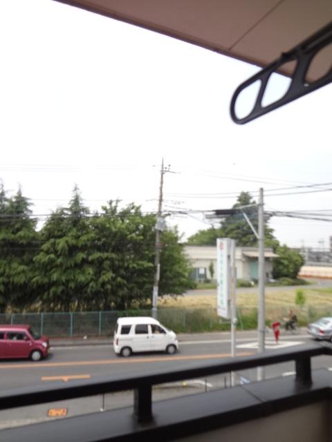 ツイン・ミラージュ 02030号室の景色