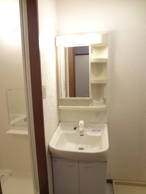 ツイン・ミラージュ 02030号室の洗面所