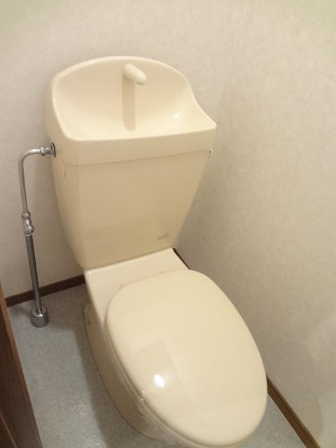 ツイン・ミラージュ 02030号室のトイレ