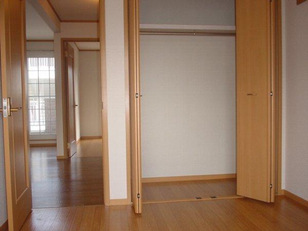 パストラルコ-トⅡ番館 01010号室の収納