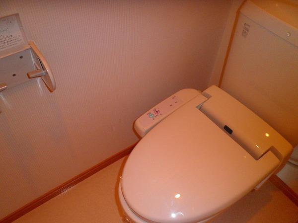 アベェニュー田園調布 05020号室のトイレ
