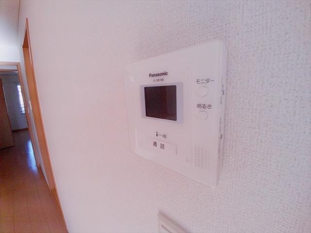 バ-ミィ・ブリ-ズ 02040号室のセキュリティ