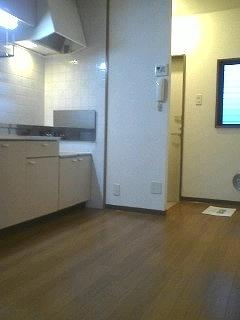 レジデンス・K・Two 01010号室のキッチン