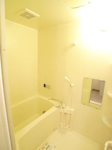 ラインロマンツェ 02030号室の風呂