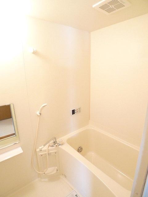 キャッスルハイツ 02020号室の風呂