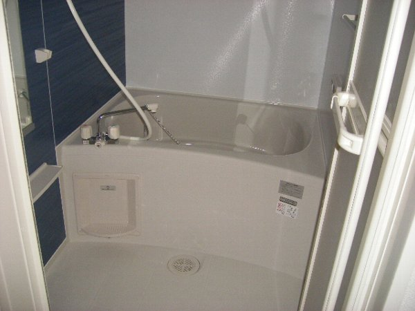 ドミール・カルム 01010号室の風呂