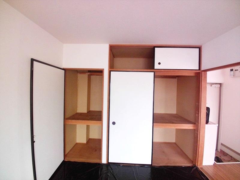 マロンガーデンT・K 02020号室の収納