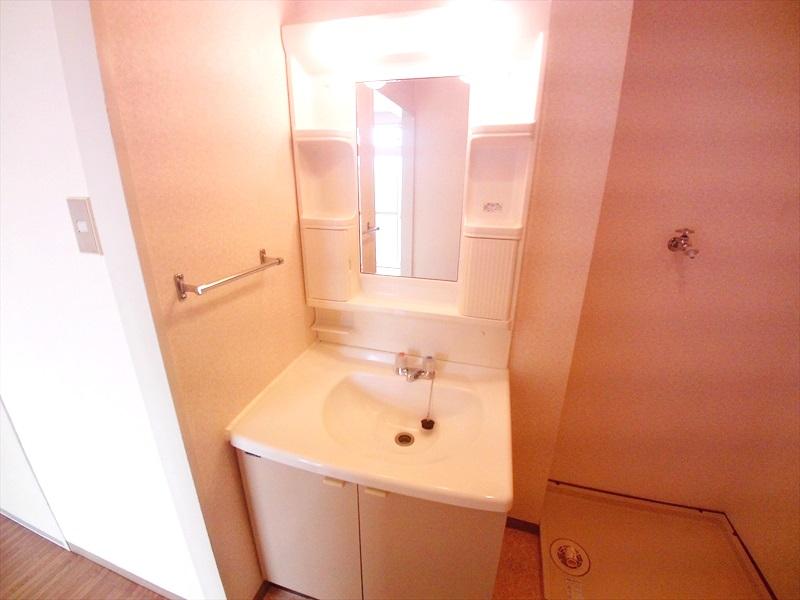 マロンガーデンT・K 02020号室の洗面所