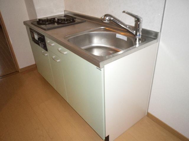 プレ・アビタシオン春日部Ⅰ 05050号室のキッチン