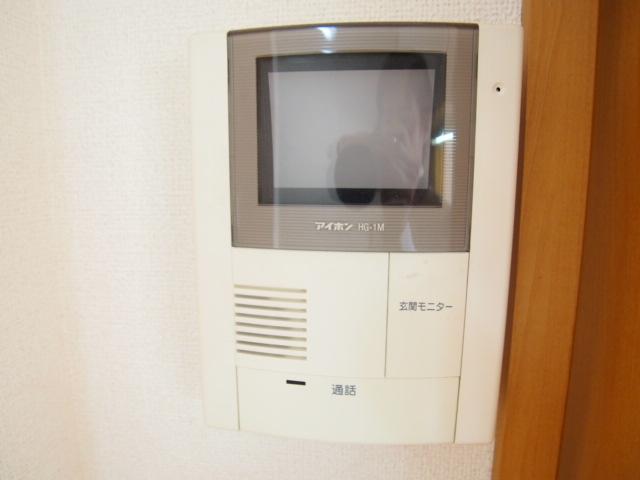 メゾン・アローン 01030号室のセキュリティ