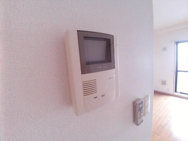 プロムナード 01020号室のセキュリティ