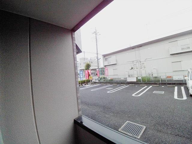プロムナード 01020号室の眺望
