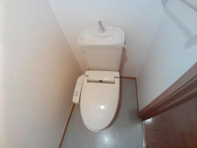 プロムナード 01020号室のトイレ