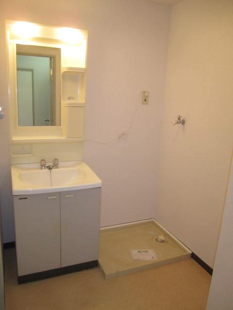 ホ-スブリッジⅢ 01020号室の洗面所
